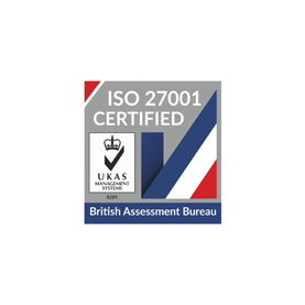 ISO:27001 Approved